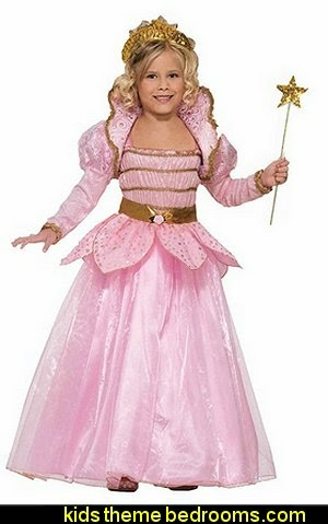 fairy godmother  little princess Costume