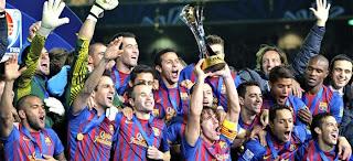 Barcelona ratifica su titulo de mejor del mundo
