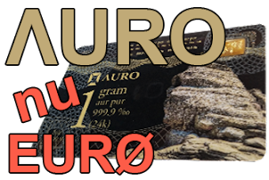 AURO, nu EURO!