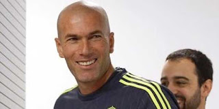 Sidane : Madrid Tidak Akan Selalu Menurunkan BBC