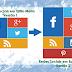 Gadget das Redes Sociais em Estilo Metro - Versão 2