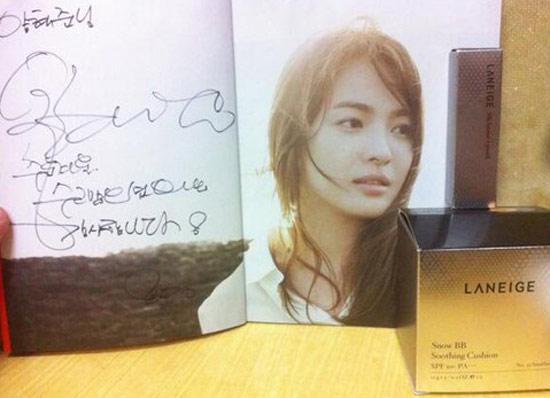 Song Hye Kyo trong Gió mùa đông năm ấy