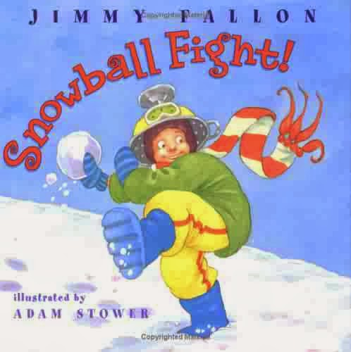 Library Village: Preschool Story Time - Snowball Fight!!