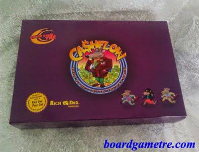 Game Cashflow 202