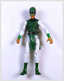 Hasbro Marvel Universe Inhumans Karnak figure