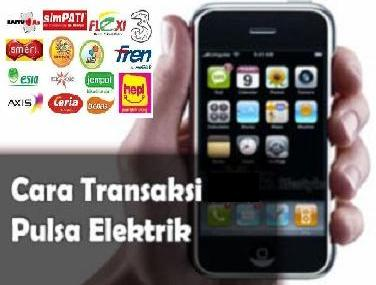 Cara Transaksi Agen Voucher/Pulsa Lucky Elektrik | Lucky Elektrik ...
