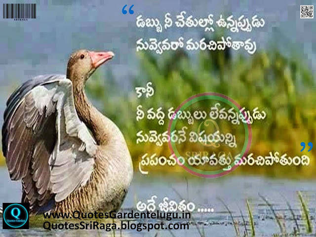 Top Inspirational Life Quotes images Telugu