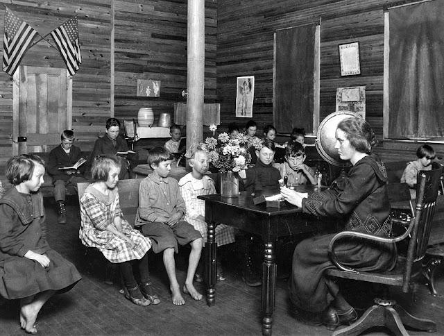 Escuela americana en el siglo XX