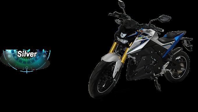 Yamaha Xabre 150 Tanpa Kick Starter
