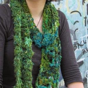 Gratis haakpatroon gypsy sjaal