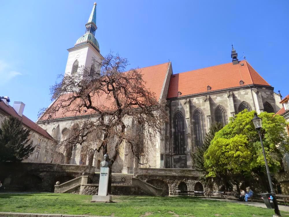 bratislava catedral