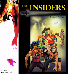 The INSIDERS  by C.S.Poulsen