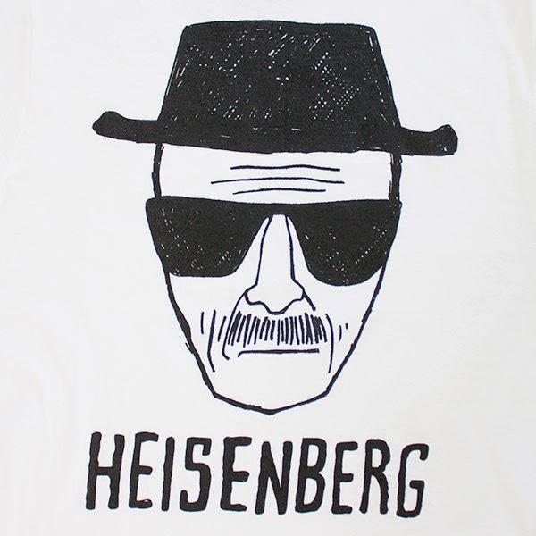 heisenberg sketch breaking bad