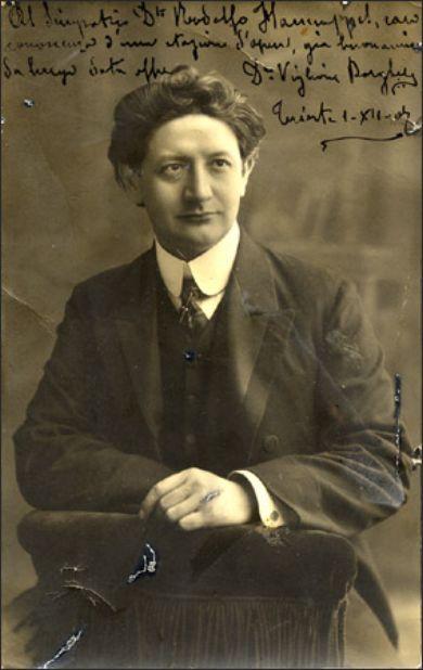 ITALIAN BARITONE DOMENICO VIGLIONE BORGHESE (1877-1957) CD