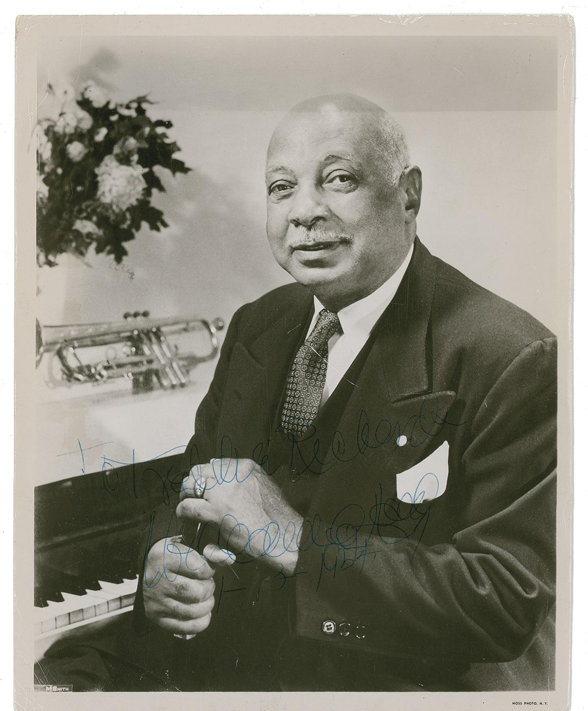 an analysis of the history of william christopher handy Search the world's most comprehensive index of full-text books my library.