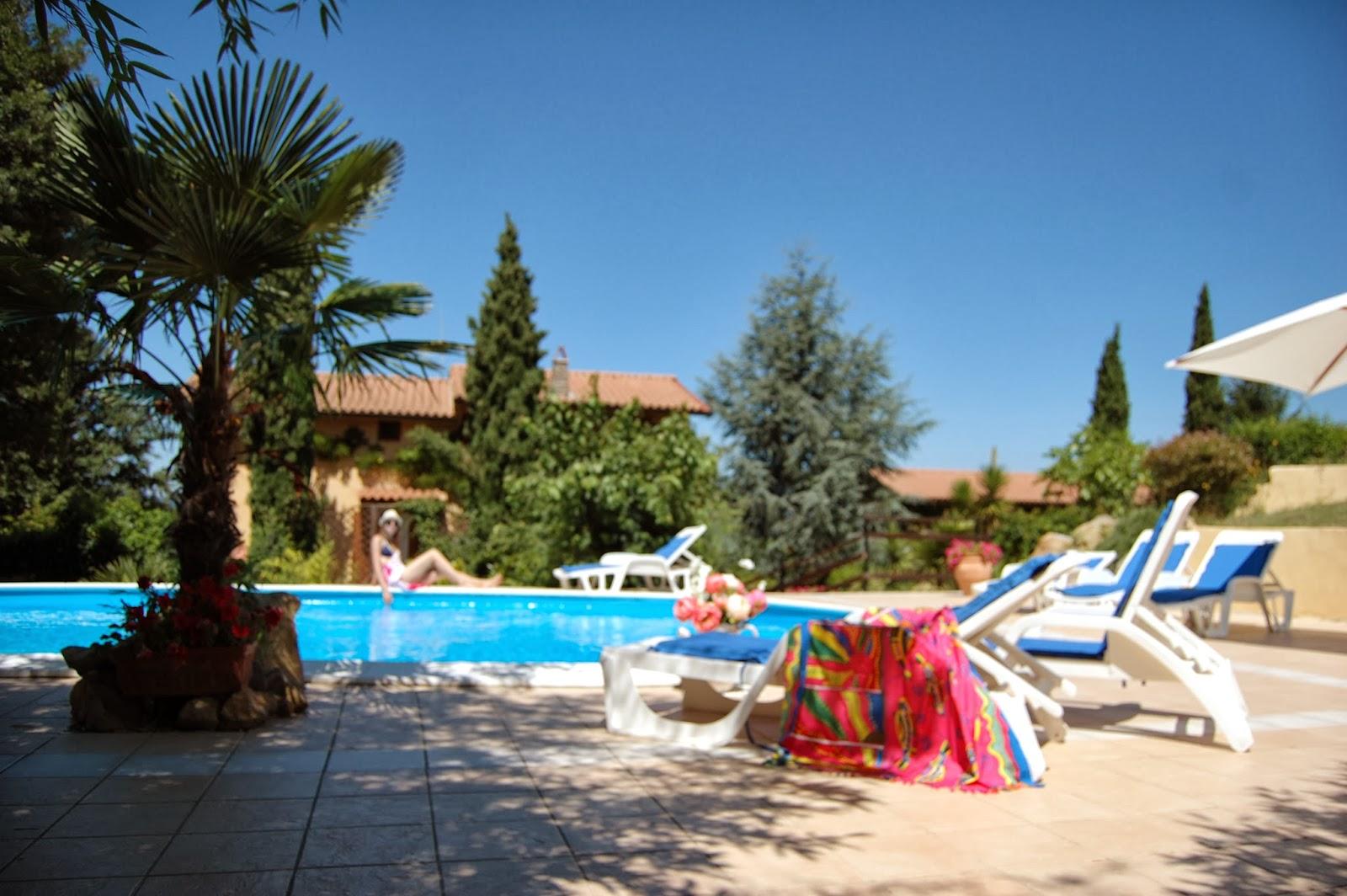 Italien Ferienwohnung ab Vico See