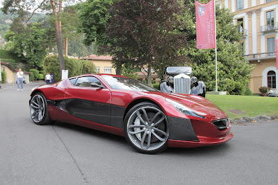 Rimac Concept One: More Photos