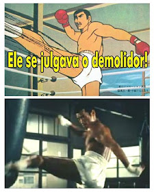 SAWAMURA, O REI DO KICK BOXING
