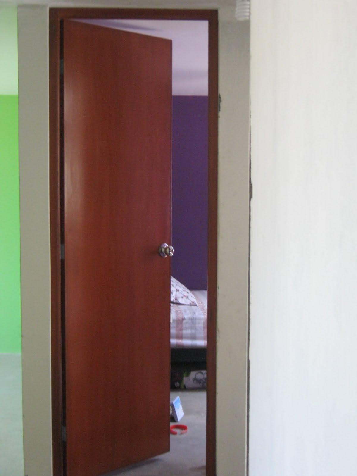 Catologo on line puerta contraplacada mod 01 for Puertas dormitorios modelos