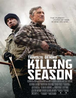 Killing Season 2013 Movie Hindi Dual Audio BluRay 720p [1.1GB]