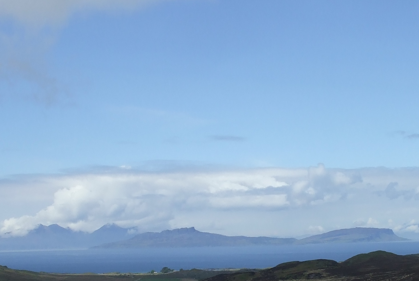eigg from ardnamurchan 4/6/13 by sea penguin