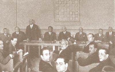 Inauguración del nuevo local del Club Ajedrez Barcelona en 1930