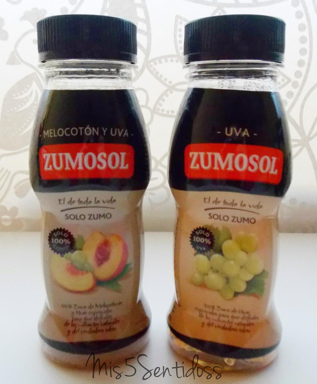 Degustabox Zumosol