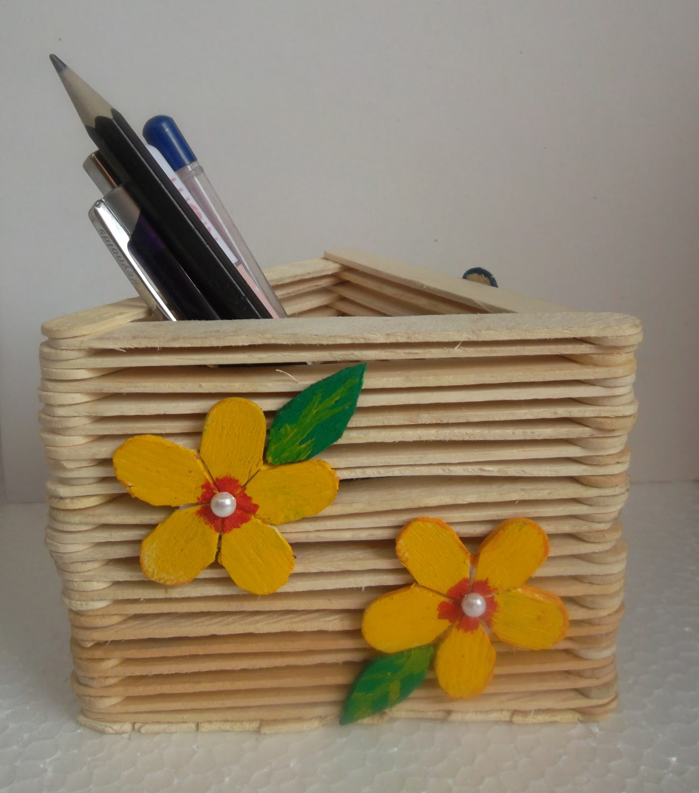 The art of up cycling recycled crafts for kids for How to make things with waste material