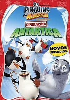 Download Os Pinguins de Madagascar Operação Antartica