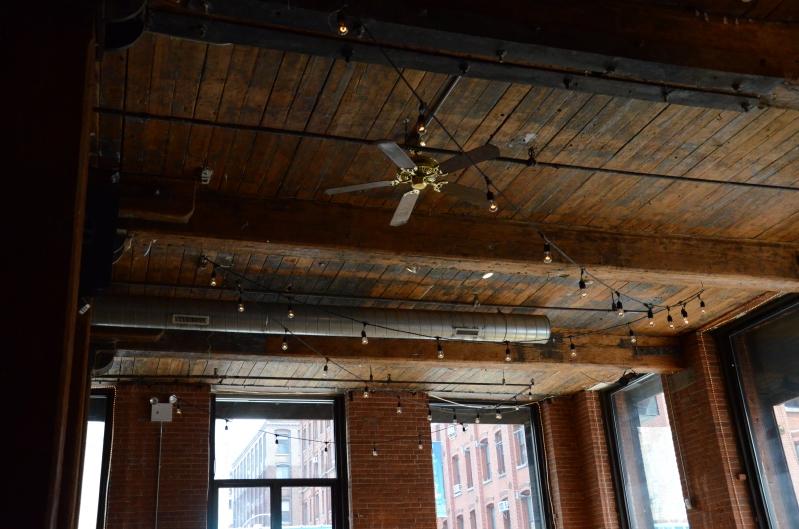 the lighting loft. String Lights W/ Bulbs: The Dumbo Loft Lighting