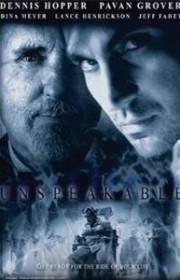 Ver Cerco aterrador (Unspeakable) (2002) Online
