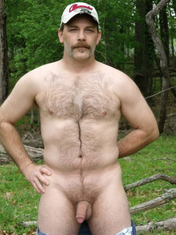 Daddy Bear Daddies Hairy