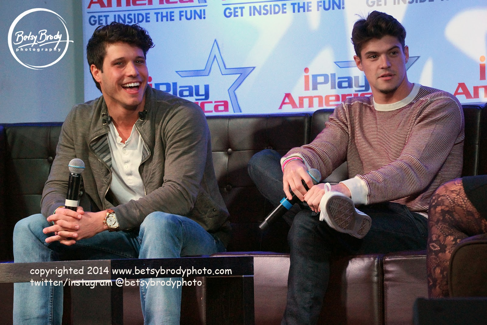 Betsy Brody Photography Cody Calafiore And Zach Rance From Big