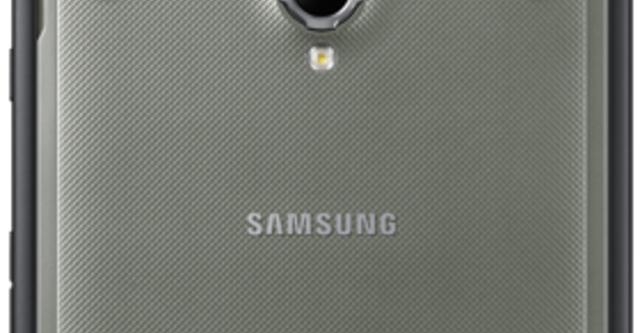Samsung trình làng tablet Galaxy Tab Active chống thấm nước