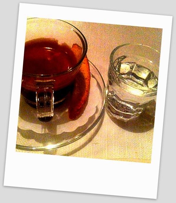 Trattoria Soprano, espresso deserowe, kawa smakosza