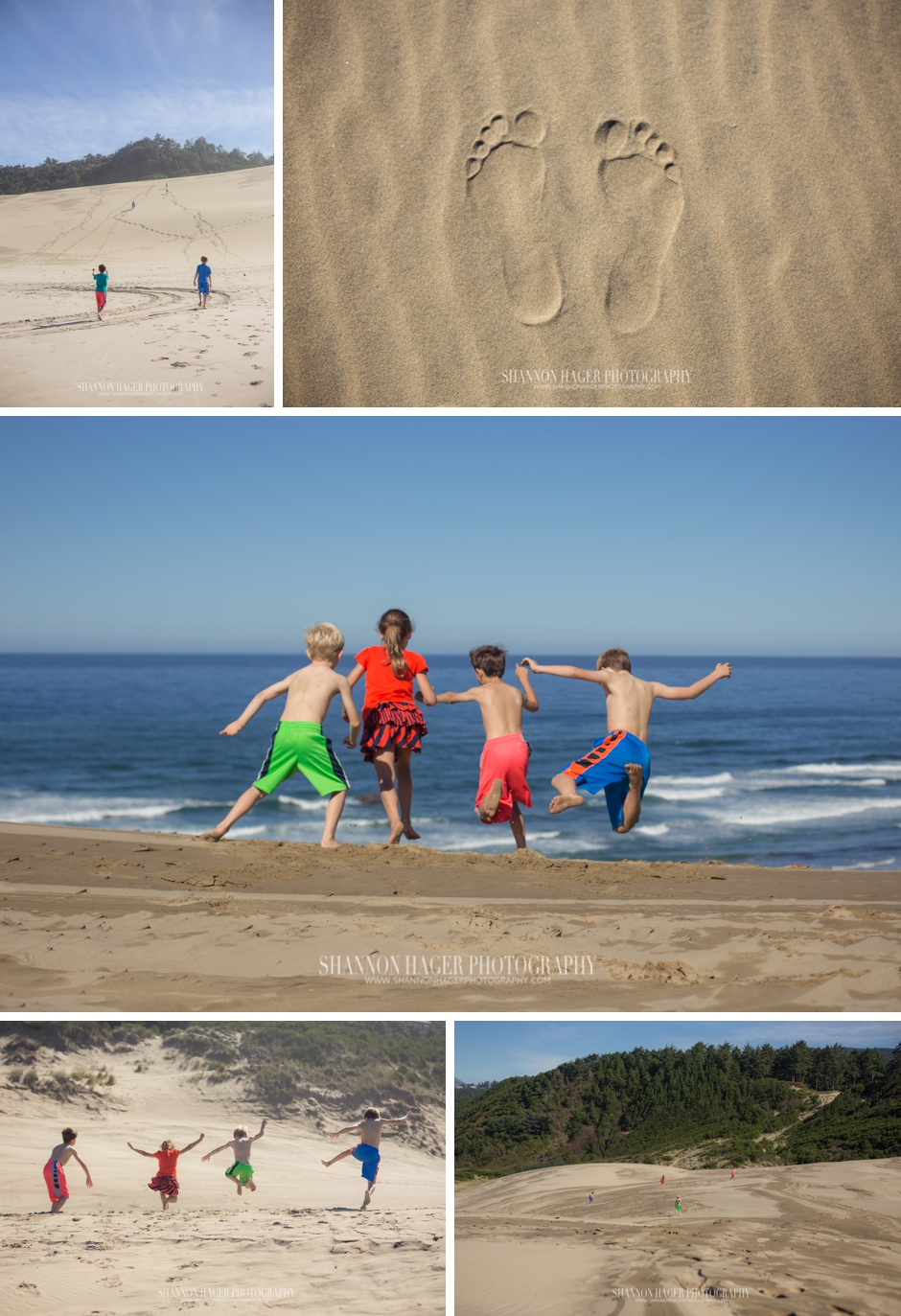 Oregon Coast Family Photographer, Cape Kiwanda Beach Day, Shannon Hager Photography