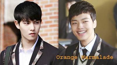 Drama Orange Marmalade Episode 1-16 END