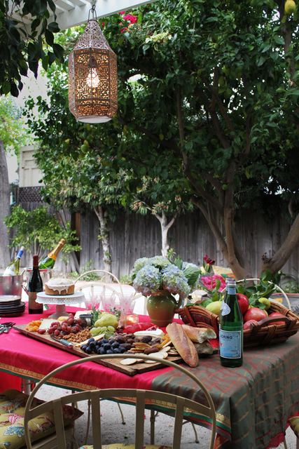 Bohemian Backyard Party : Inspire Bohemia Outdoor Dining & Parties Part I