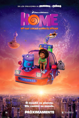 Home (BRRip 3D 1080p Dual Latino / Ingles) (2015)