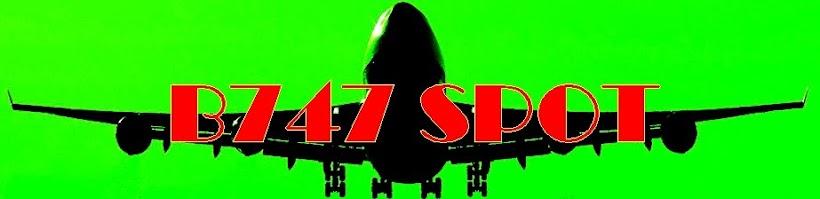B747 SPOT