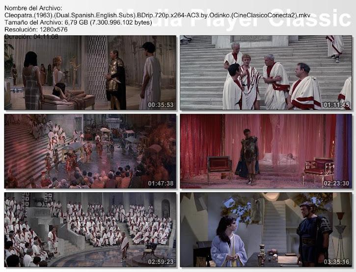 Cleopatra | 1936 | (Elizabeth Taylor)