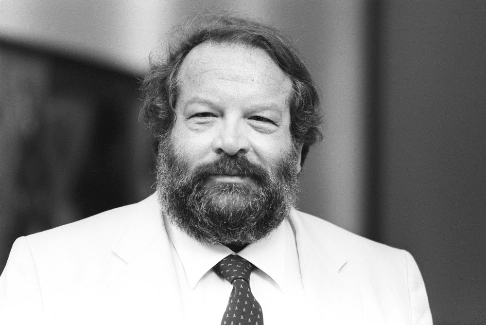 Carlo Pedersoli in arte Bud Spencer