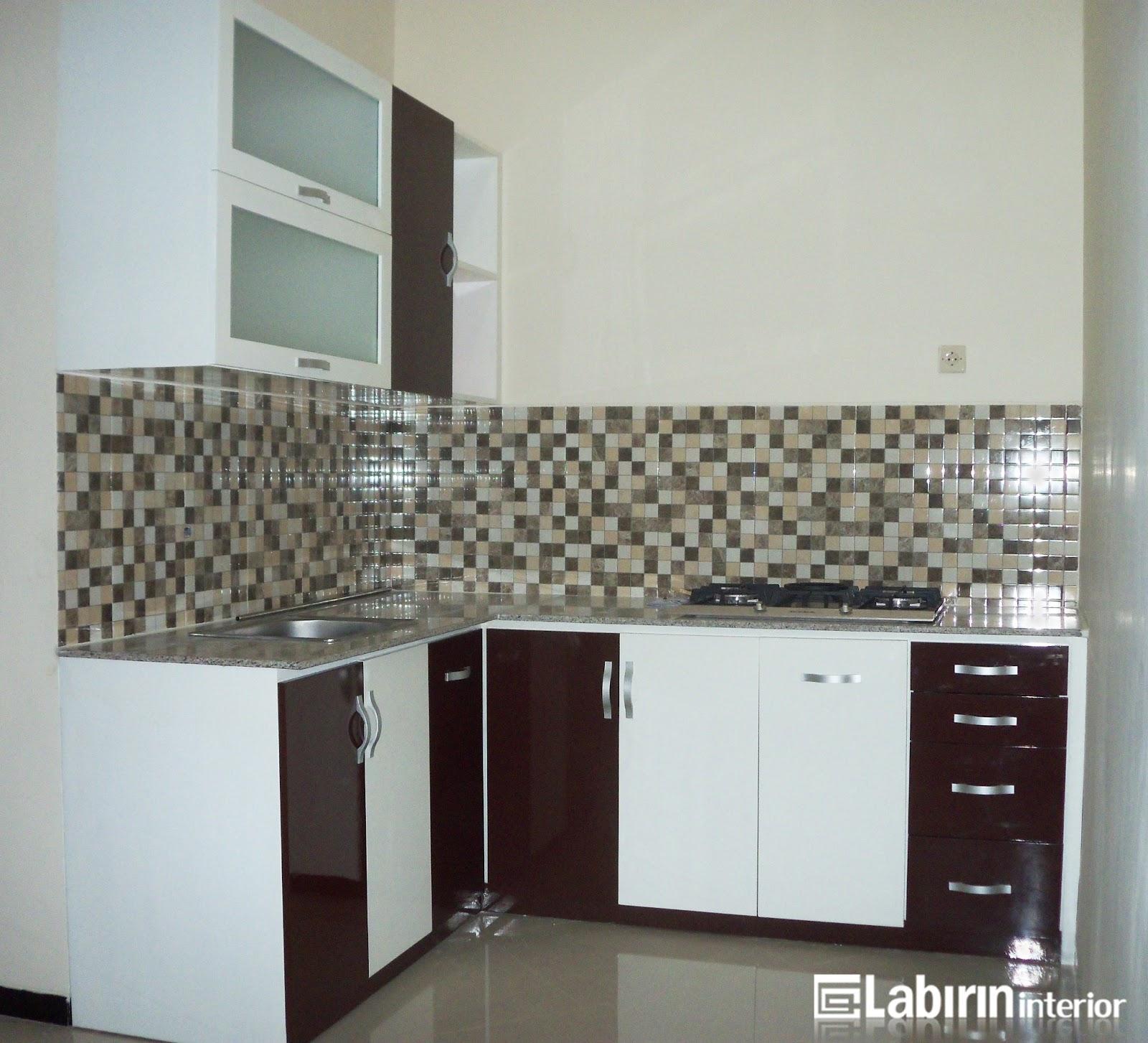 Kitchen Set Untuk Rumah Minimalis: Kitchen Set Minimalis Mungil Harga Miring