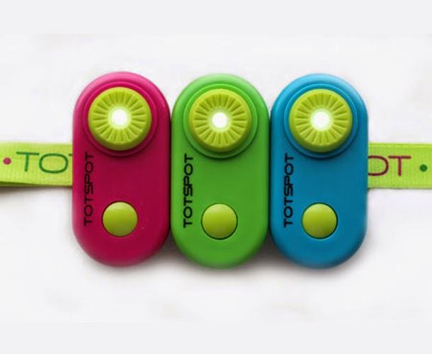 TOTSPOT CLIP-ON CHILDCARE LIGHT