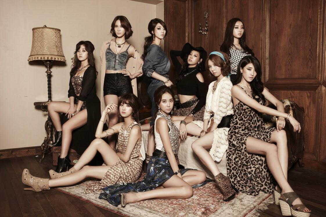Nine Muses 2013