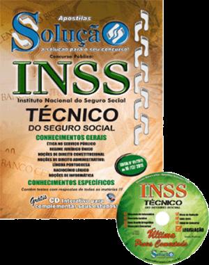 Apostila Técnico do Seguro Social - INSS