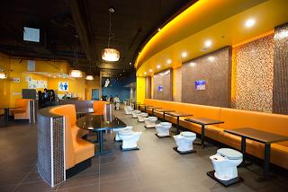 Kafe Tandas Di Amerika Syarikat