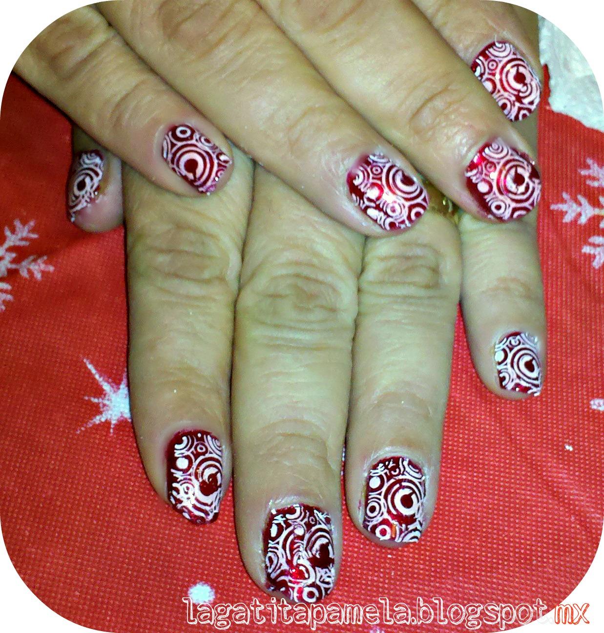 Pamela\'s Nails: diciembre 2012