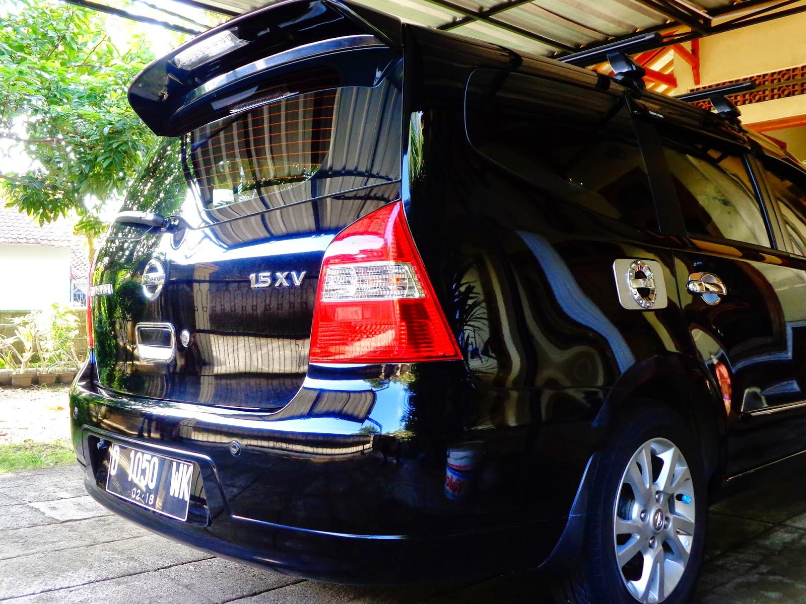 Kumpulan modifikasi mobil grand livina 2011 terbaru