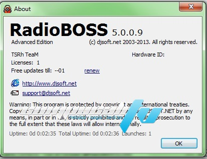 RadioBOSS Advanced 5.0.0.9 Español
